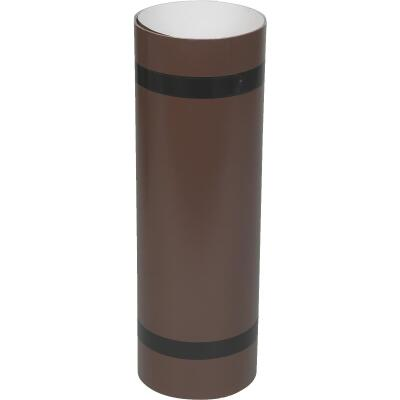 Amerimax 14 In. x 10 Ft. Brown Aluminum Roll Valley Flashing