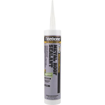 TiteBond Weathermaster 10 Oz. Transparent Metal Roof Sealant