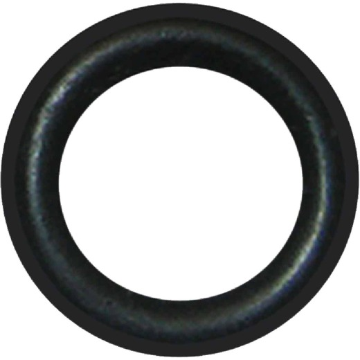 Lasco 11/16 In. x 15/16 In. x 1/8 In. Rubber Black Gasket