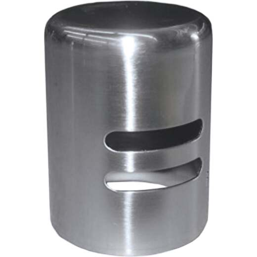 Lasco Nickel Dishwasher Air Gap Cap
