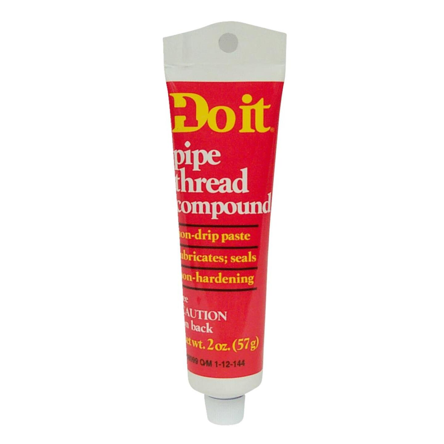 Do it 2 Fl. Oz. Gray Non-Drip Pipe Compound Image 1