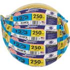 Romex 250 Ft. 12-3 Solid Yellow NMW/G Wire Image 2