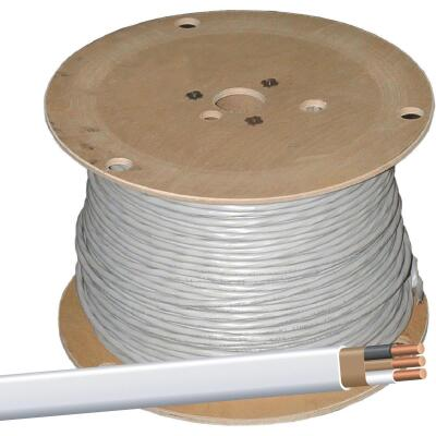 Romex 450 Ft. 14-2 Solid White NMW/G Wire