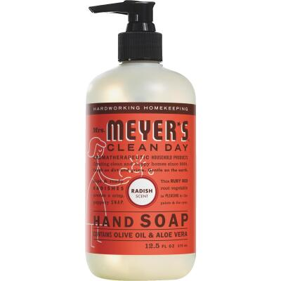 Mrs. Meyer's Clean Day 12.5 Oz. Radish Liquid Hand Soap