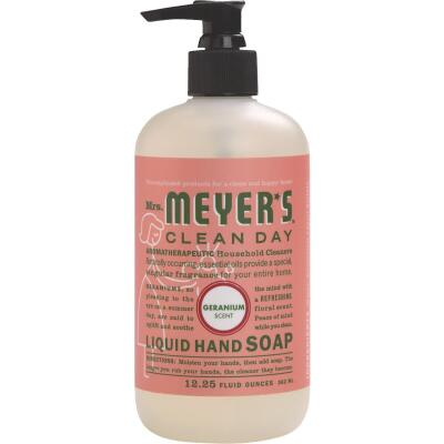 Mrs. Meyer's Clean Day 12.5 Oz. Geranium Liquid Hand Soap