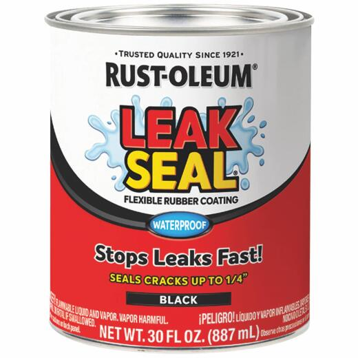Rust-Oleum LeakSeal 30 Oz. Flexible Rubber Coating
