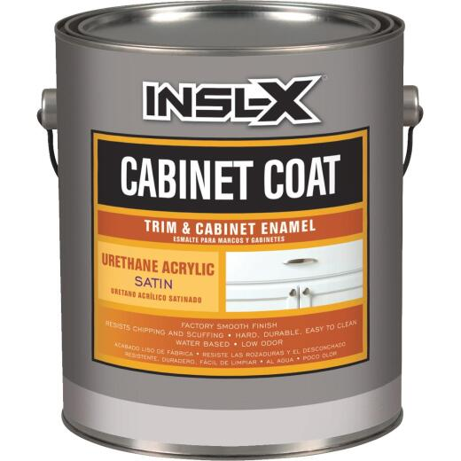 Insl-X 1 Gal. Tint Base 3 Satin Cabinet Coating