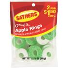 Sathers 2.75 Oz. Apple Rings Image 1