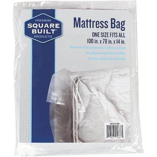 Square Built One Size Fits All Mattress Bag